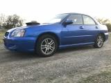 Subaru Impreza Sedan (Natl) 2005