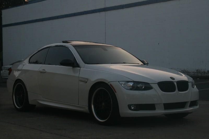 2008 BMW 3-Series 2dr Cpe 335i RWD