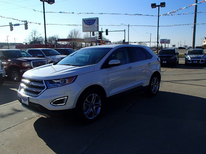 Ford Edge 2017 price $24,467