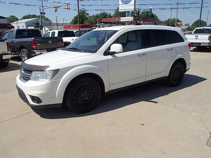 Dodge Journey 2012 price $11,710