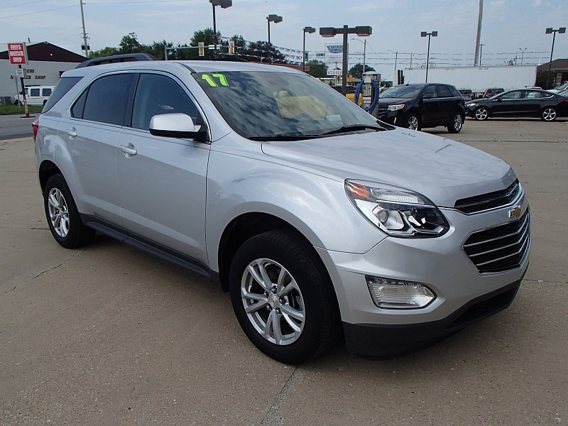 Chevrolet Equinox 2017 price $14,480