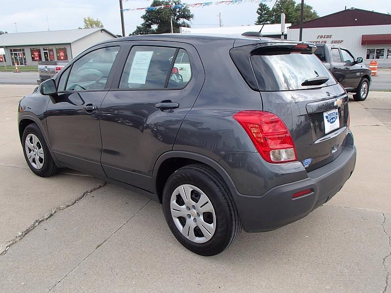 Chevrolet Trax 2016 price $12,837