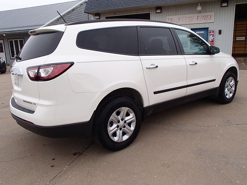 Chevrolet Traverse 2014 price $14,177