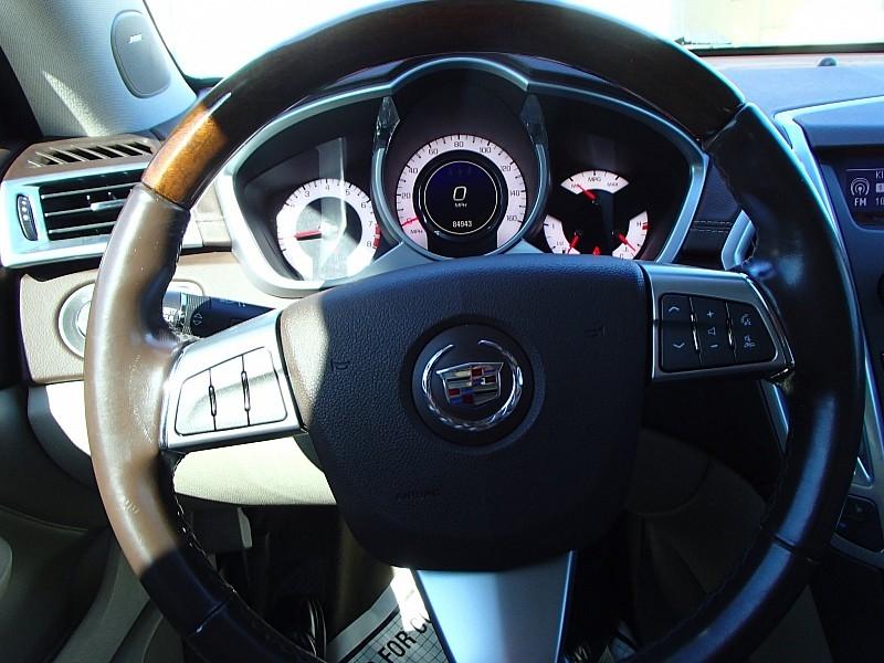 Cadillac SRX 2011 price $12,930