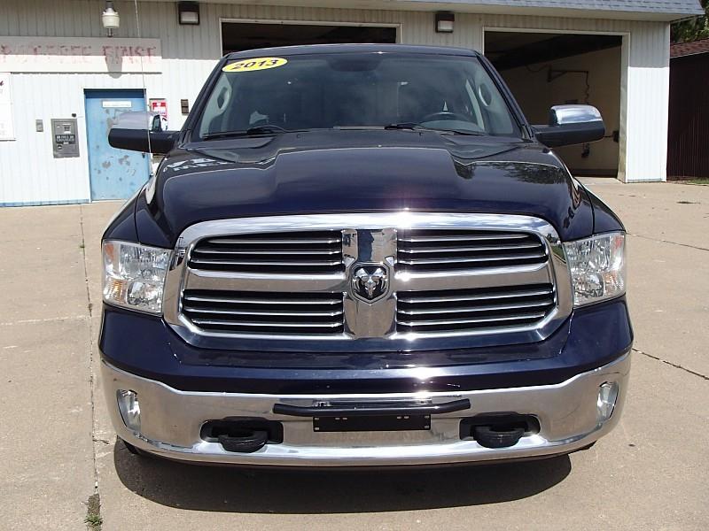 Ram 1500 4WD 2013 price $20,815