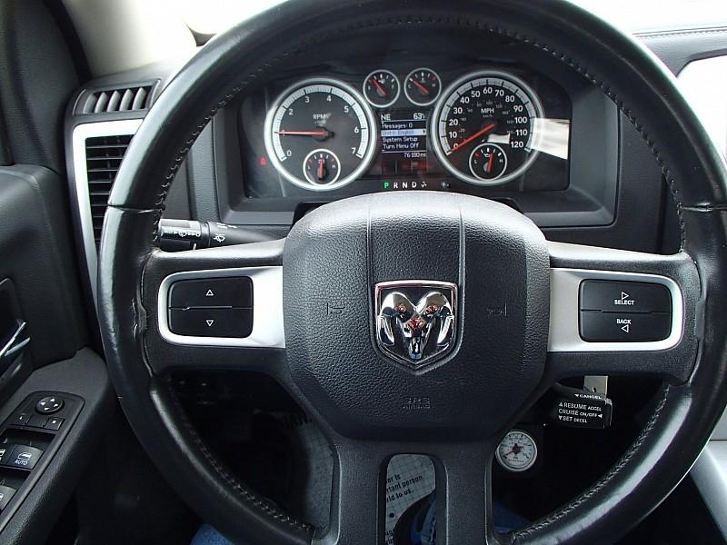 Ram 1500 4WD 2011 price $19,995