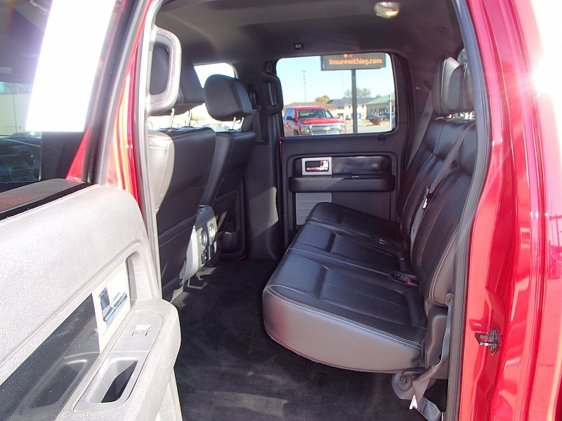 Ford F150 4WD 2012 price $25,927