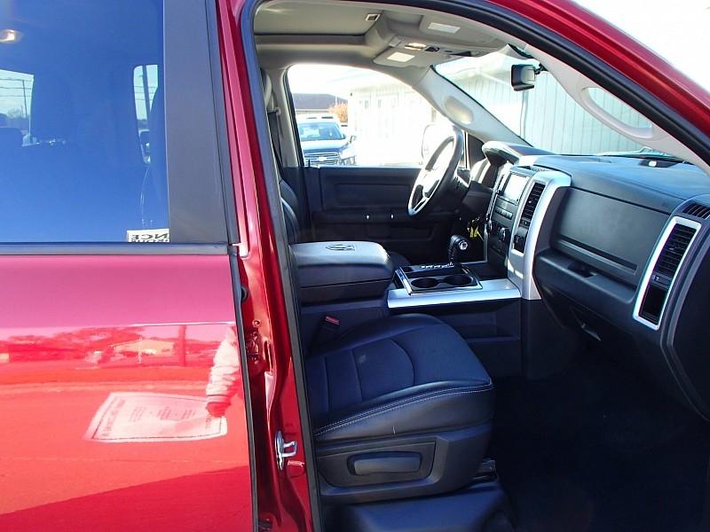 Ram 1500 4WD 2012 price $21,995
