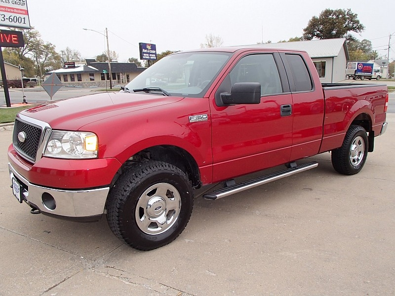 Ford F150 4WD 2007 price $7,995