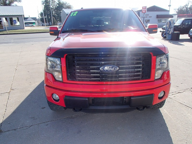 Ford F150 4WD 2012 price $20,995