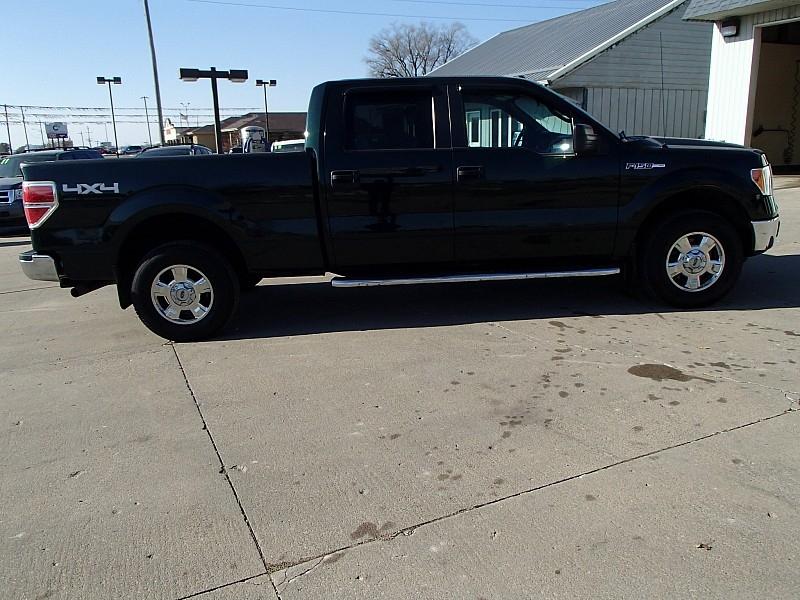 Ford F150 4WD 2012 price $18,129