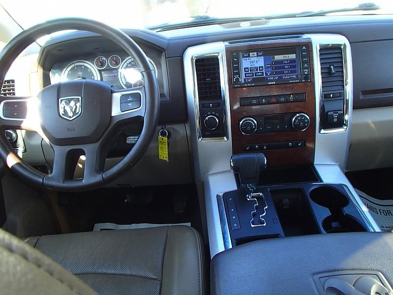 Dodge Ram 1500 4WD 2010 price $18,552