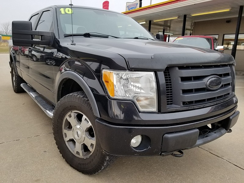 Ford F150 4WD 2010 price Call for Pricing.