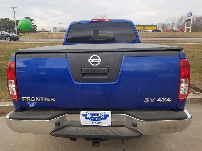 Nissan Frontier 4WD 2012 price $15,688