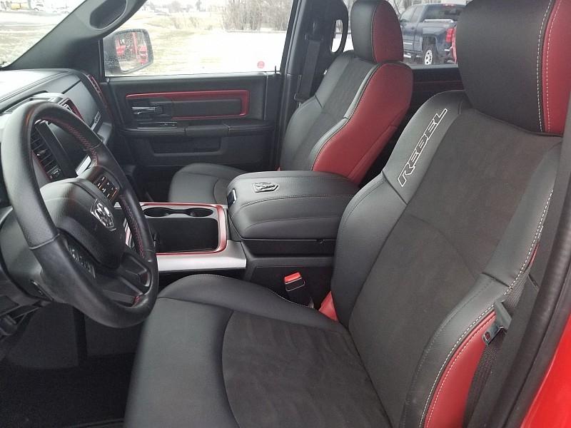 Ram 1500 4WD 2017 price $32,932