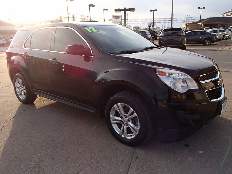 Chevrolet Equinox 2012 price $10,995