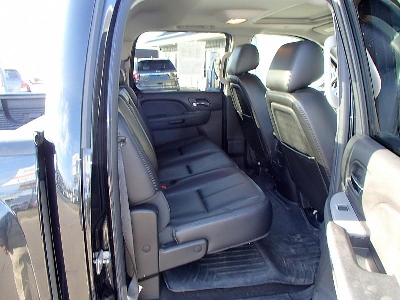 Chevrolet Silverado 1500 4WD 2012 price $21,900