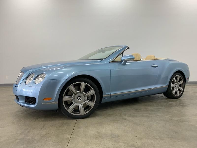 Bentley Continental GTC 2007 price $0
