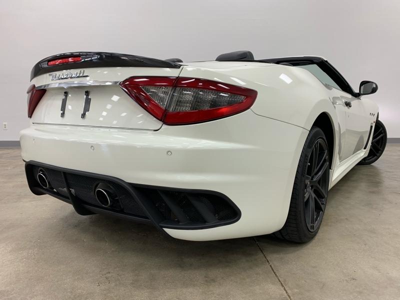 Maserati GranTurismo Convertible 2013 price $69,797