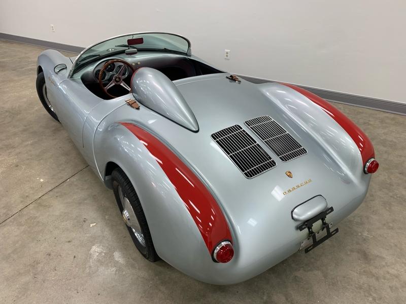 Porsche 550 A 1955 price $0