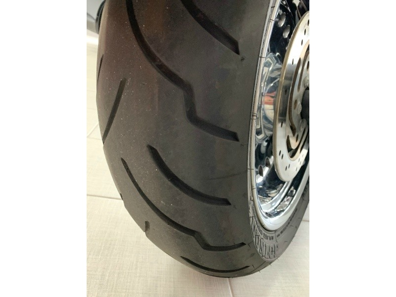 Harley-Davidson FLSTF Fat Boy 2015 price Sold