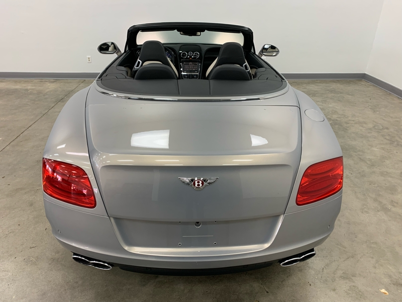 Bentley Continental GT V8 2013 price Sold