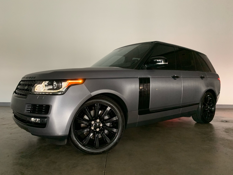 Range Rover Naples >> 2015 Land Rover Range Rover 4wd 4dr Supercharged