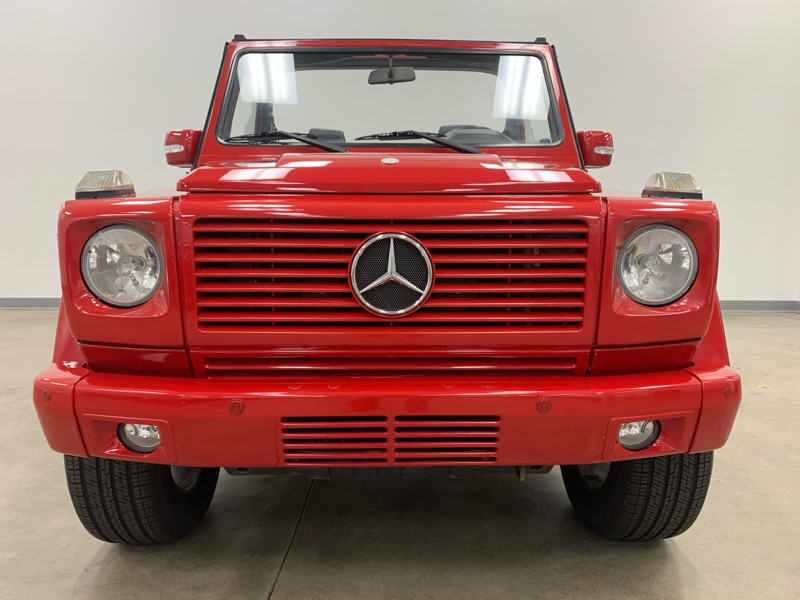 Mercedes-Benz G-Class 1992 price Sold