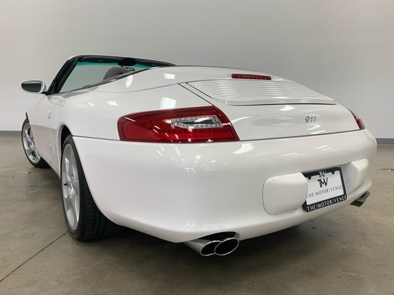 Porsche 911 Carrera Cabriolet 2003 price $32,977