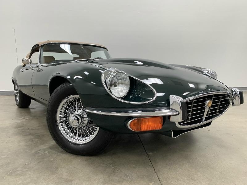 Jaguar XK 1974 price $69,977