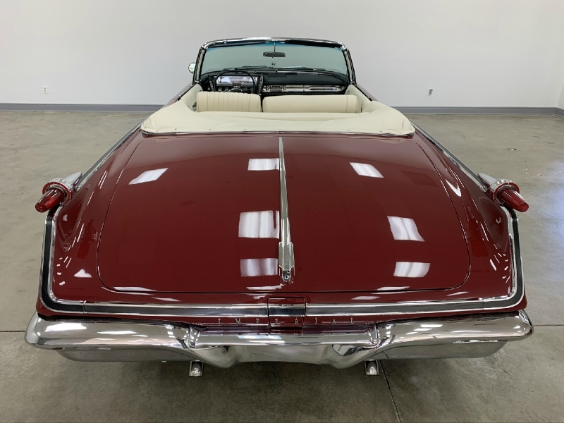 Chrysler Imperial Crown 1962 price $61,977