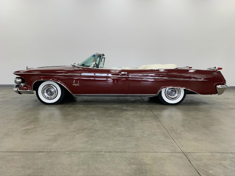 Chrysler Imperial Crown 1962 price $59,977