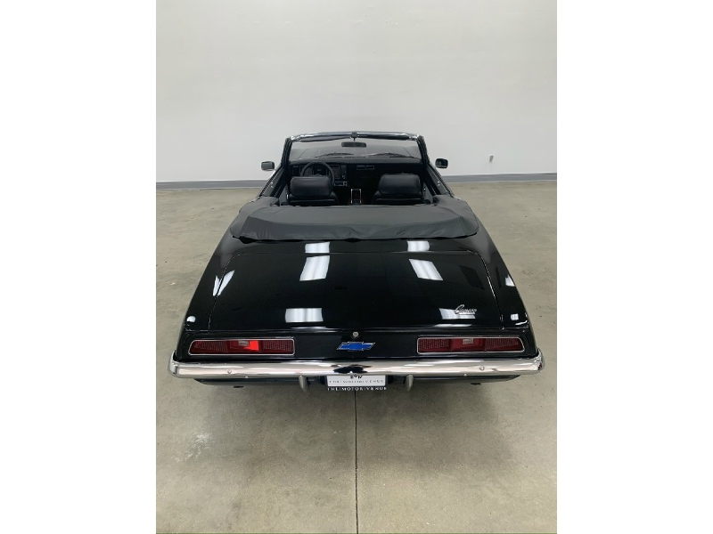 Chevrolet Camaro 1969 price $42,977