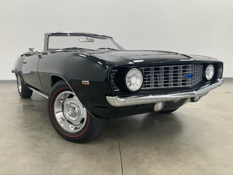 Chevrolet Camaro 1969 price $37,977