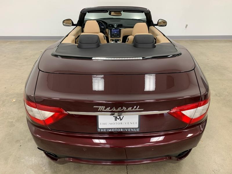 Maserati GranTurismo Convertible 2013 price $47,977