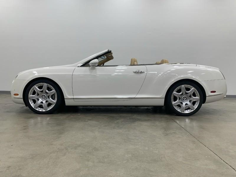 Bentley Continental GTC 2008 price $56,977