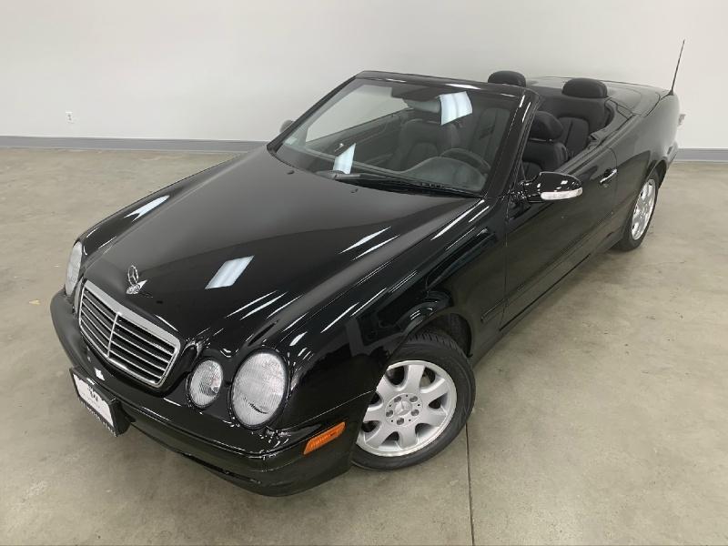 Mercedes-Benz CLK-Class 2000 price $9,977