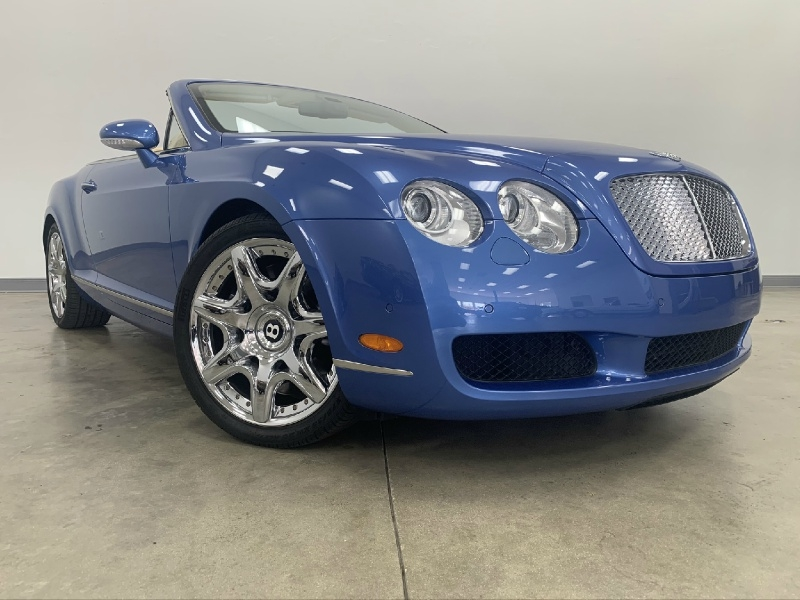 Bentley Continental GTC 2008 price $61,977