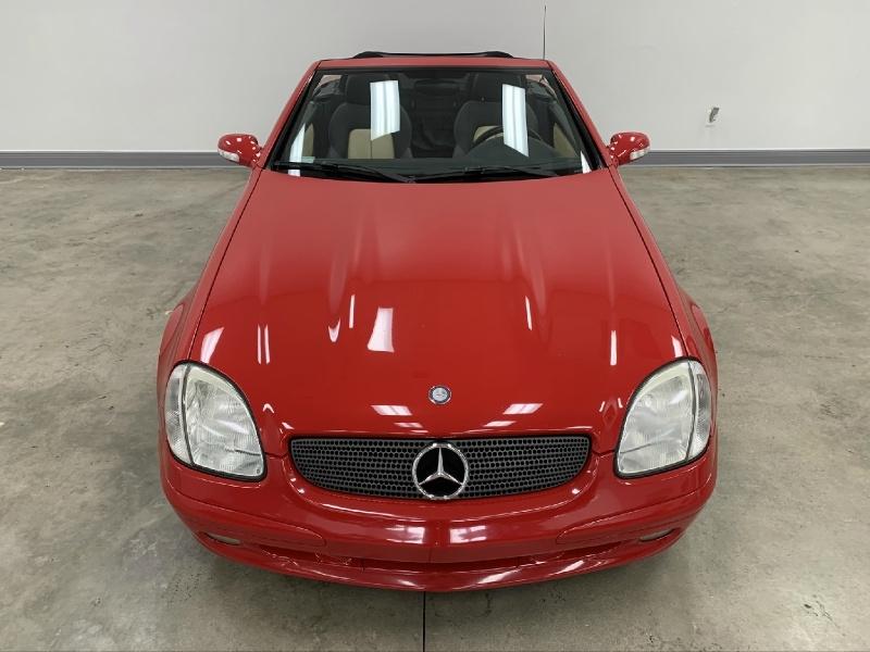 Mercedes-Benz SLK-Class 2001 price $7,977