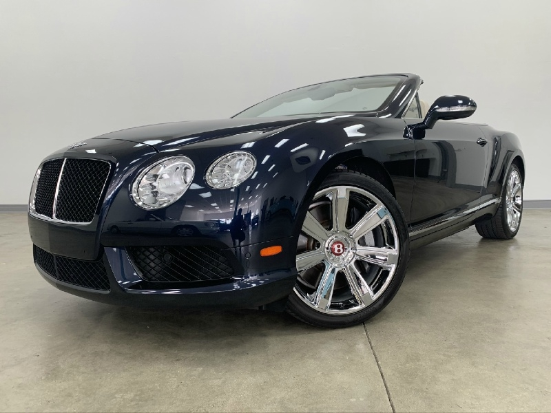 Bentley Continental GTC 2013 price $89,977