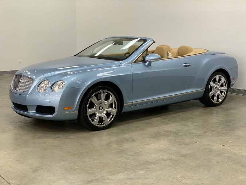 Bentley Continental GTC 2007 price $51,977