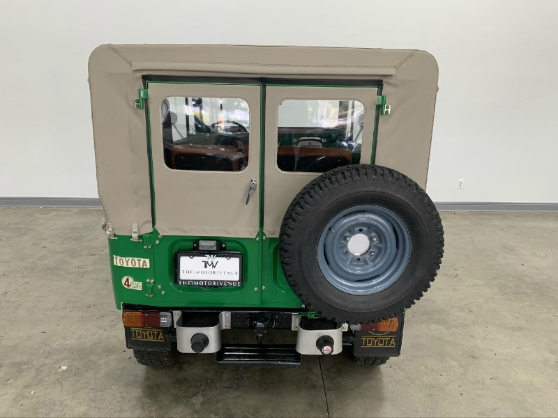 Toyota Land Cruiser 1968 price $28,977