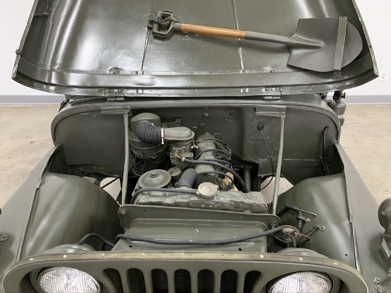 Willys M38A1 1965 price $26,977