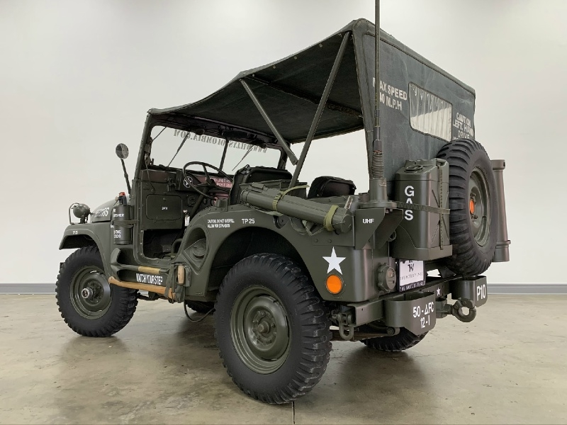 Willys M38A1 1965 price $29,977