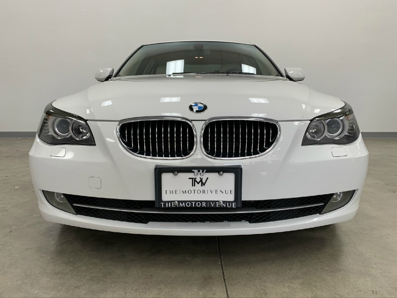 BMW 5-Series 2008 price Sold