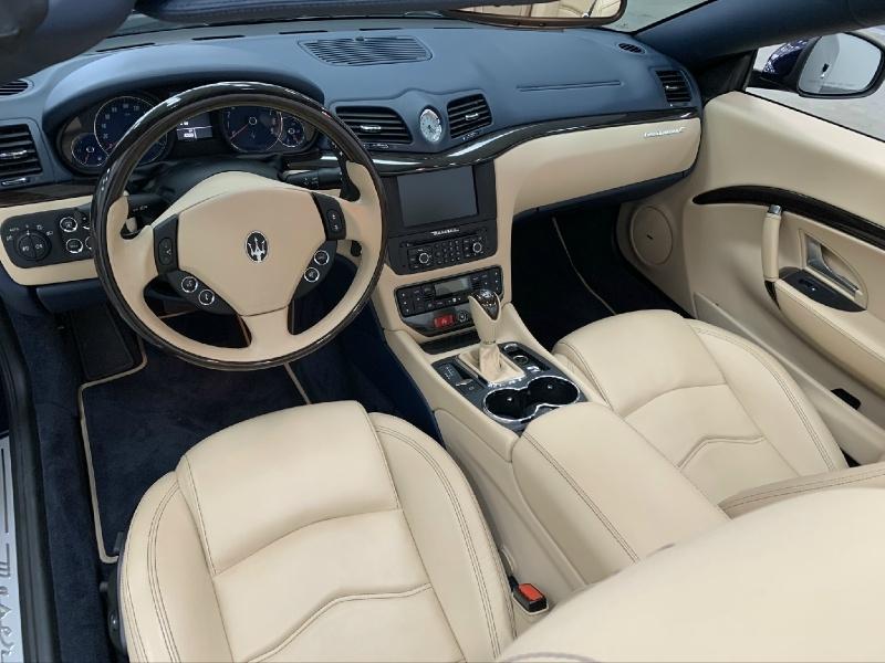Maserati GranTurismo 2015 price Sold