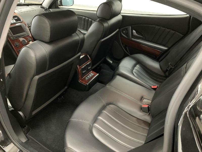 Maserati Quattroporte 2007 price $18,977
