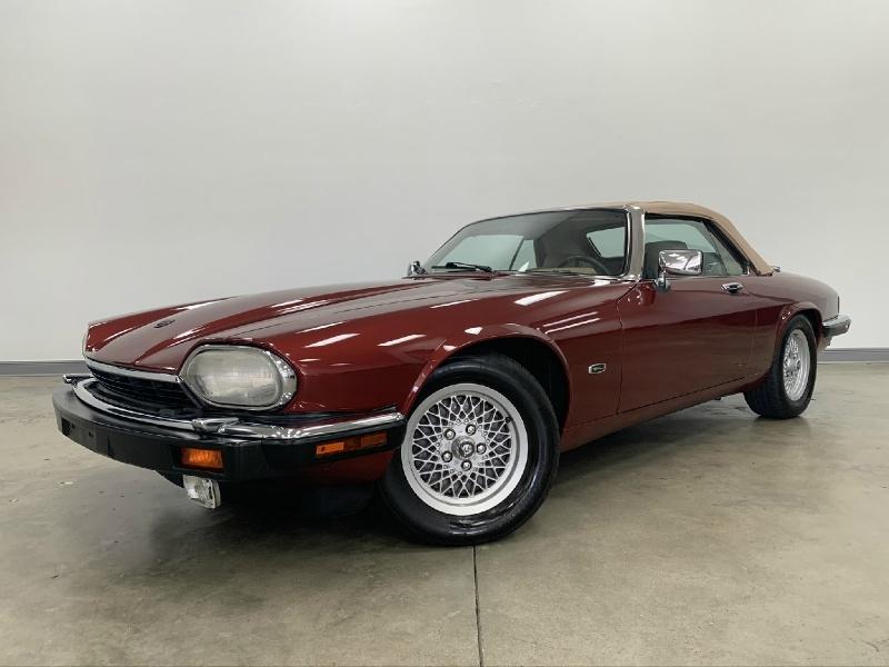 Jaguar XJS 1992 price $13,977