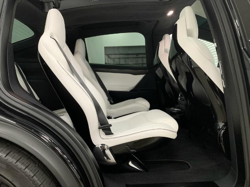 Tesla Model X 2016 price $71,977