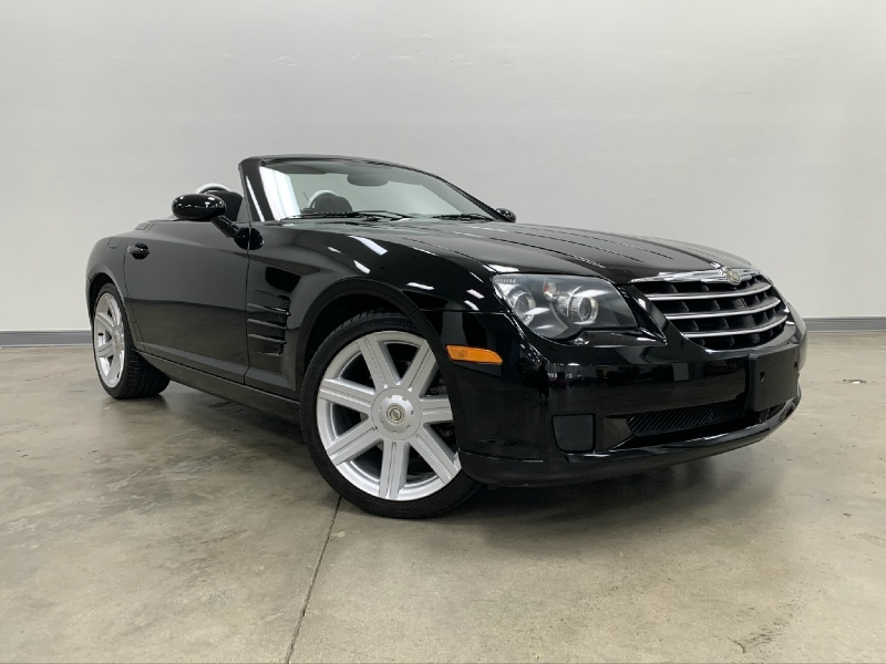 Chrysler Crossfire 2005 price $8,977